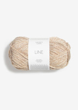 Line Almond 3011, Sandnes Garn in the US, Sandnes Garn in USA, Sandnes Garn Norwegian made yarn