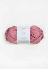 Line Pink 4323, Line yarn from Sandnes Garn, Sandnes Garn in USA, Sandnes Garn Norwegian Made yarn