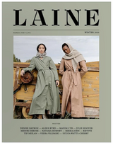 Laine Magazine issue 10, Made in Finland, Knitting magazine from Finland, English version