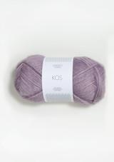 Kos Dusty Lilac 4631, Kos Sandnes Garn, Sandnes Garn from Norway, Norwegian Yarn