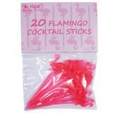 Flamingo Party Sticks