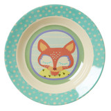 Kids Melamine Bowl, Boy Camper