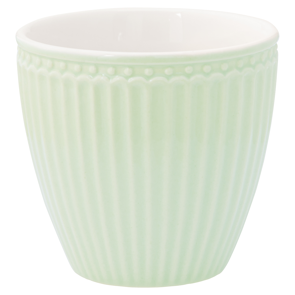 Alice Latte Cup, Pale Green