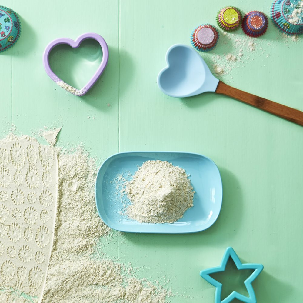 Kitchen Silicone Heart shaped Spoon