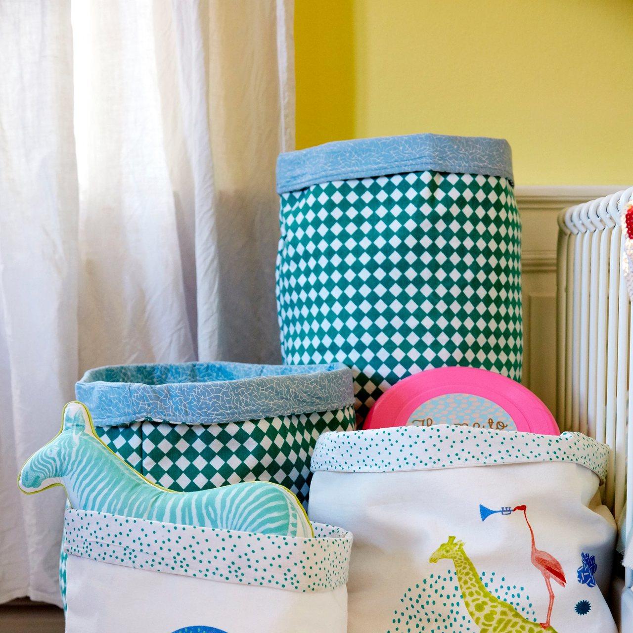 Kids Fabric storage