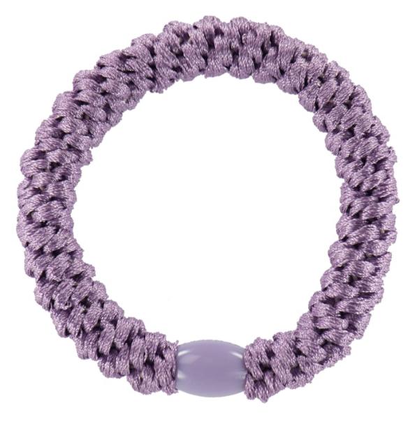 Kknekki Lavender hair ties from Bon Dep in Norway