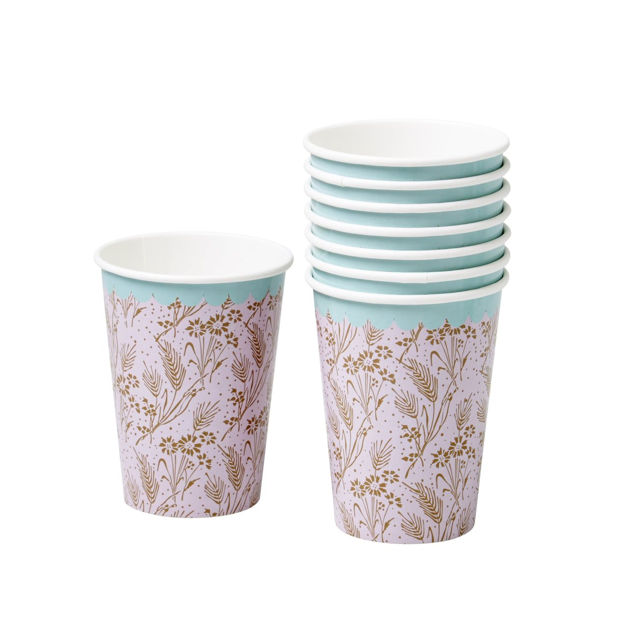 Paper Cup, Flower tile
