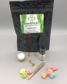 CBD Sample Pack