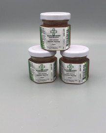 Amish Honey Infused with CBD, 5 different flavors to choose from!