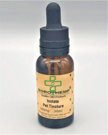 Isolate Pet Tincture