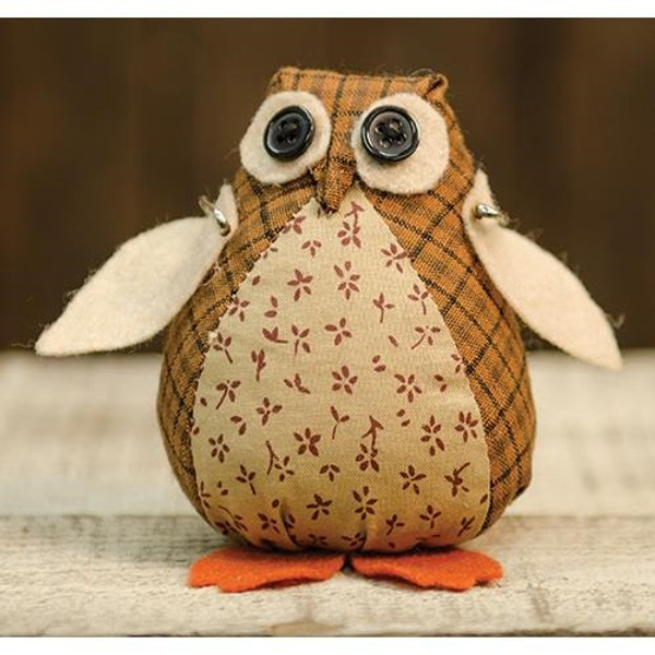 Small Owl (Pack Of 5) GCS365932 By CWI Gifts