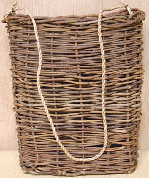"""10"""" Grapevine Wall Basket GJHE4665 By CWI Gifts"""