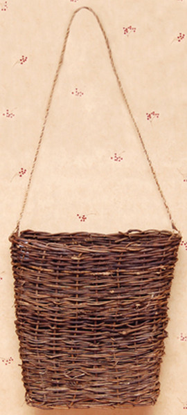 "Hanging Vine Basket - 14"" GJHE5467 By CWI Gifts"