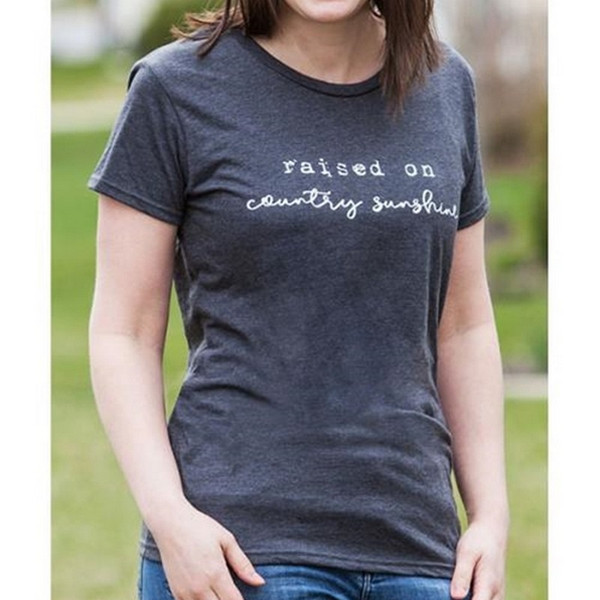 Country Sunshine T-Shirt, Large GTCSL By CWI Gifts