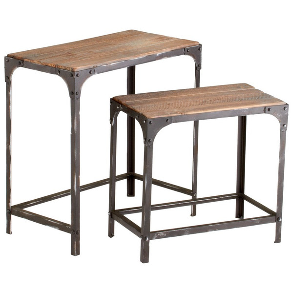 Cyan Winslow Nesting Tables 04866