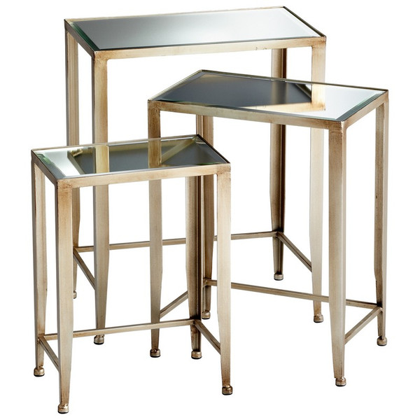 Cyan Harrow Nesting Tables 05475