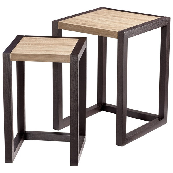 Cyan Becket Nesting Tables 06792