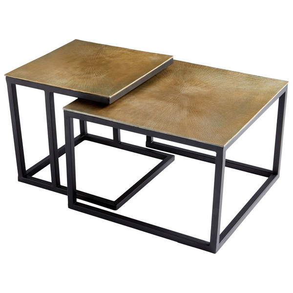 Cyan Arca Nesting Tables 09712