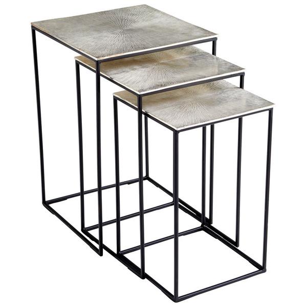 Cyan Irvine Nesting Tables 09717