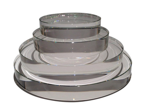 APL621 Round Crystal Base Pack of 2 by Dessau Home