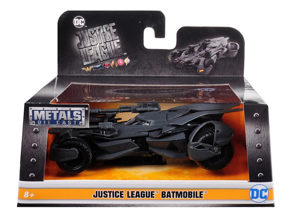 """Justice League"" Movie Batmobile 1/32 Diecast Model Car By Jada (Pack Of 3) 99230"