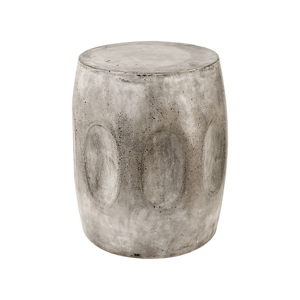 Dimond Home Wotran Table In Polished Concrete 157-017