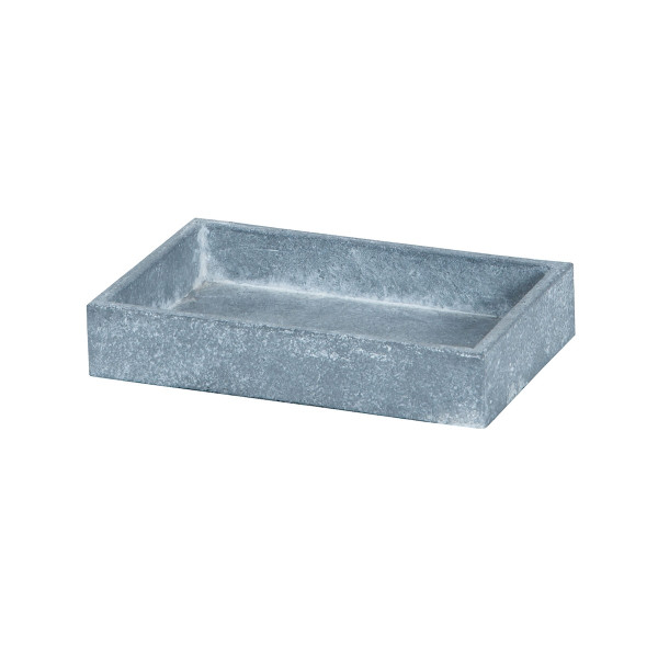 Dimond Home Faux Concrete Soap Dish 7011-542