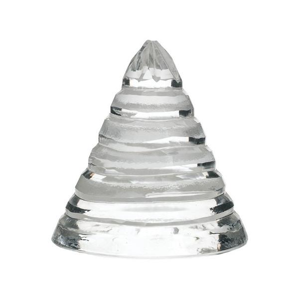 Dimond Home Decor Small Sliced Glass Cone 8985-062