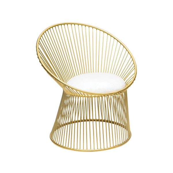 Dimond Home Cecilia Chair - Gold 8985-066