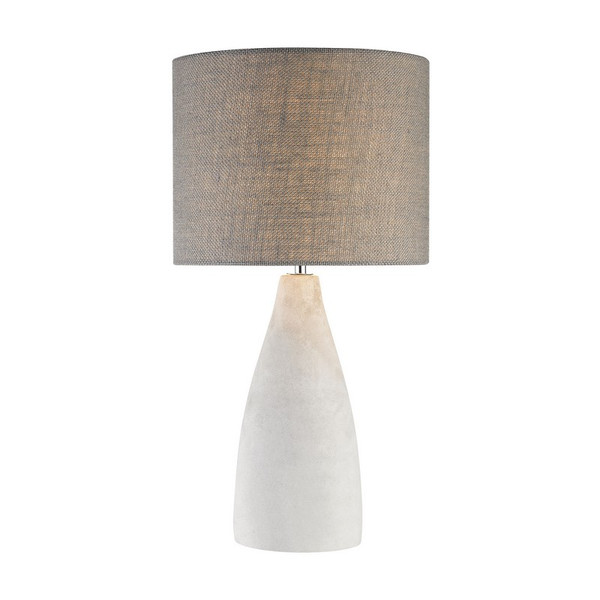 Dimond Rockport 1 Light Table Lamp In Polished Concrete D2949