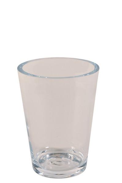 41586 DK Living Small Glass Pint Vase