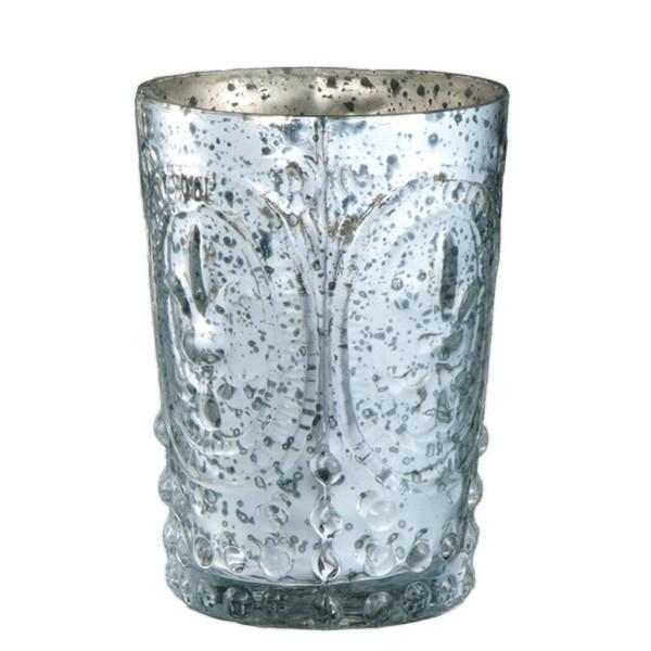 61317 DK Living Large F-D-L Antique Silver