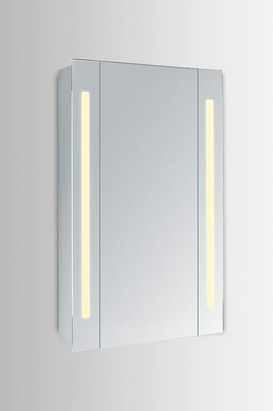 Elegant Elixir Mirror Cabinet W19.5 H27.5 3000K MRE8002