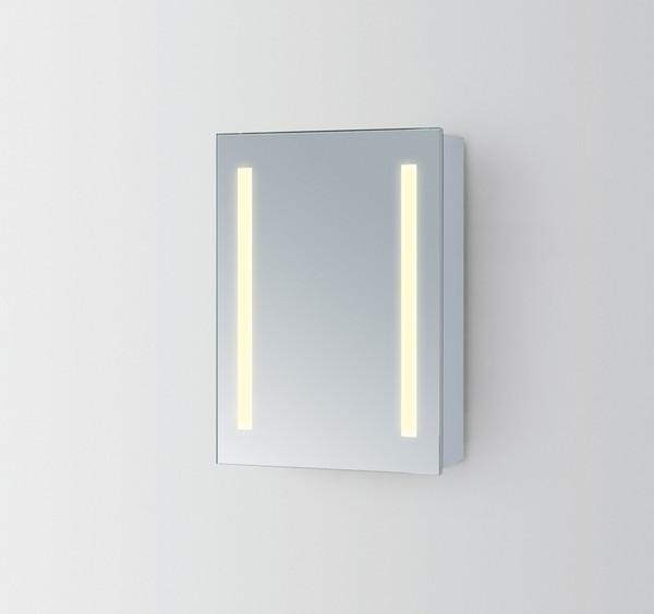 Elegant Elixir Mirror Cabinet W23.5H 39.5 3000K MRE8003