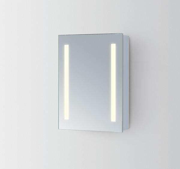 Elegant Elixir Mirror Cabinet W19.5 H27.5 5000K MRE8013