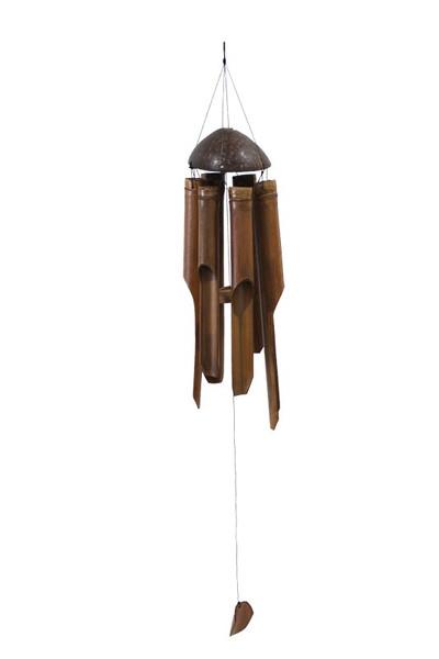 EN13151 Essential Wooden Wind Chime - Pack Of 12