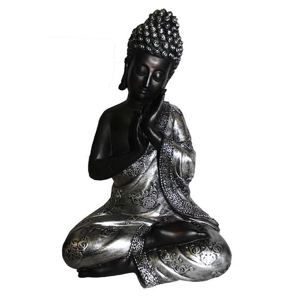 EN13183 Essential Buddha Polyresin Figurine - Pack Of 6