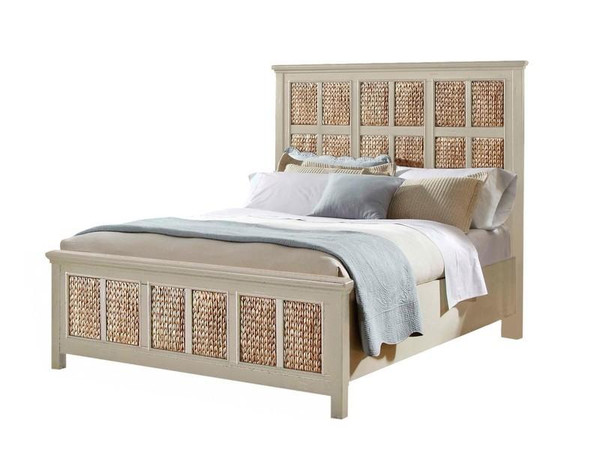 Fairfax Taupe Complete Queen Bed 9400-Q-Bed