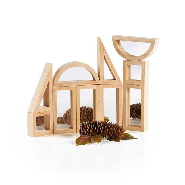 G3017 Mirror Blocks 10 Piece Set by Guidecraft