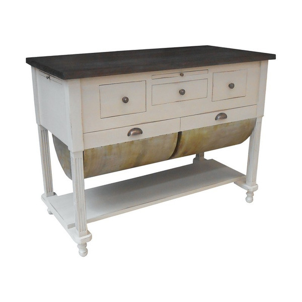 Guild Master Possum Belly Kitchen Islands 635002G