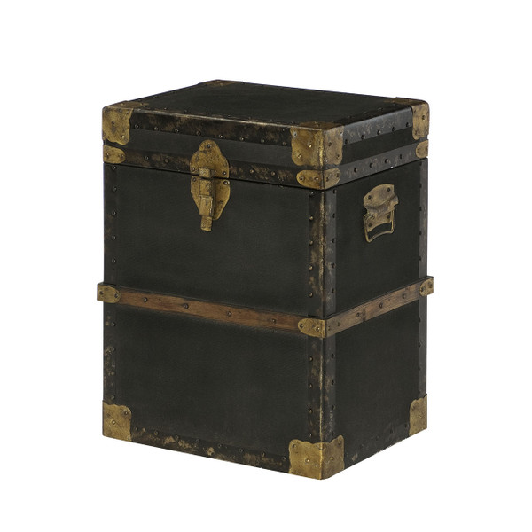 Hammary Furniture Trunk End Table 090-743