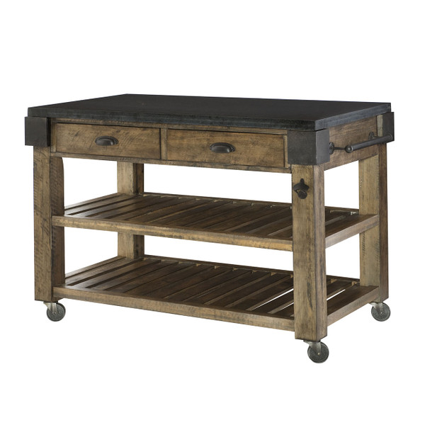 Hammary Furniture Kitchen Island-Kd 090-763