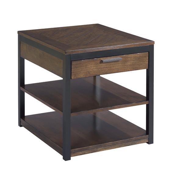 Hammary Furniture Rectangular Drawer End Table-Kd 529-915
