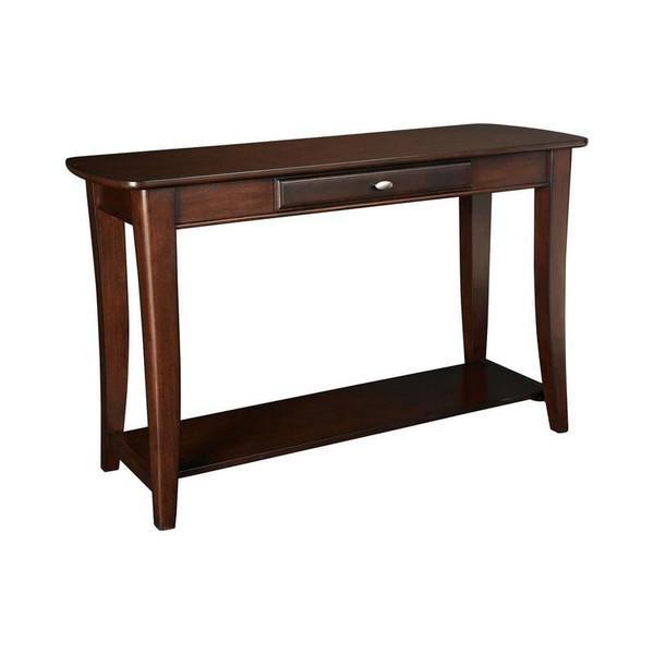 Hammary Furniture Enclave Espresso Sofa Table T20790-T2079289-00