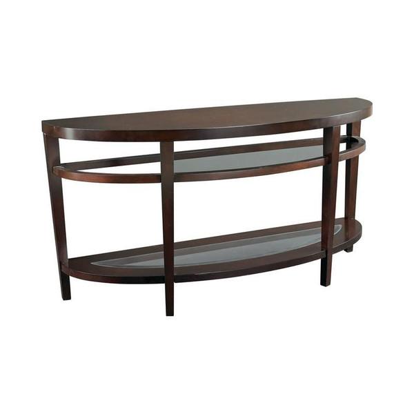 Hammary Furniture Urbana Espresso Sofa Table T20810-T2081289-00