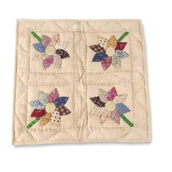 0248 Springtime Little Quilt (Pack Of 4)