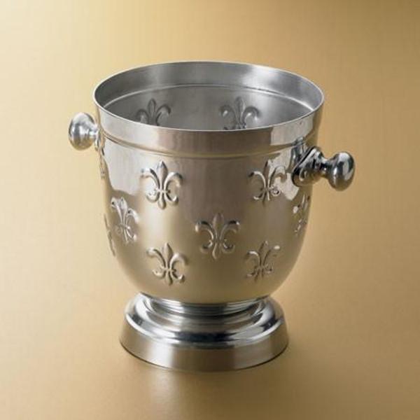 11061 Fleur De Lis Ice Bucket (Pack Of 3)