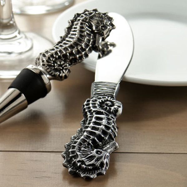 Seahorse Spreader, Pack Of 12 11746 By India Handicrafts
