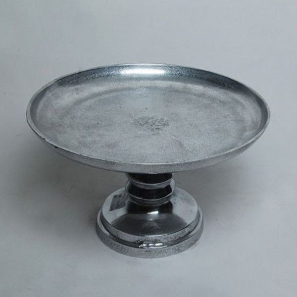 12923 Old World Cake Stand Small (Pack Of 2)