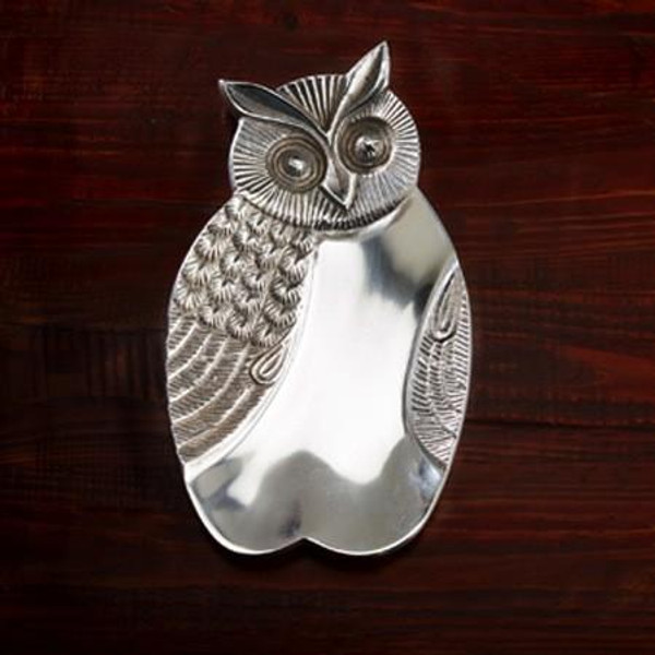 13219 Aluminum Owl Tray (Pack Of 3)
